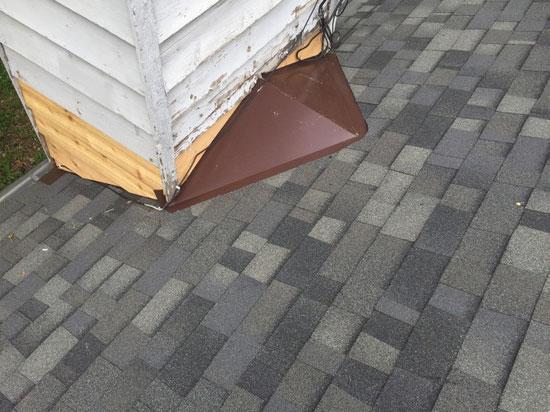 New Decra Roof Repair